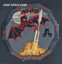 NRO L-67 ATLAS V AV-045 DRAGON 5 SLS CCAFS ULA USAF DOD SATELLITE Launch PATCH
