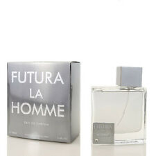 Futura La Homme by Armaf 3.4 oz 100 ML Eau De Parfum Spray For Men Sealed New