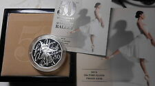 2012 Australian Ballet 50th Anniversary Silver Proof 50 cent Coin