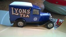 Matchbox Yesteryear Y22 Ford Model A  Van Lyons Tea made England  O Guage ?