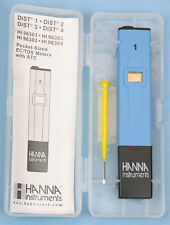 DiST1 HANNA  DISSOLVED SOLIDS TESTER 0 to 1990 ppm