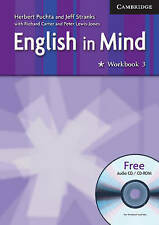 English in Mind 3 Workbook with Audio CD/CD-ROM, Lewis-Jones, Peter, Stranks, Je