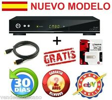 RECEIVER SATELLITE QVIART COMBO V2 WIFI.ULTIMO MODEL + PENDRIVE 16GB +CABLE HDMI