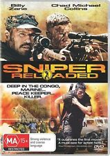 Sniper - Reloaded (DVD, 2011) Region 4