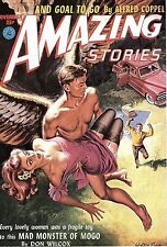 Amazing stories comic book cover Unframed poster longest side 12 inch JK58