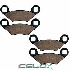 Front Brake Pads For Polaris Sportsman 500 HO 2009 2010 2011 2012 2013 2014