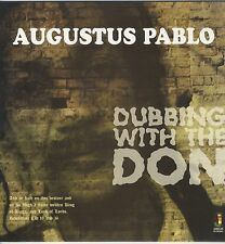 AUGUSTUS PABLO  DUBBING WITH THE DON NEW CD £9.99