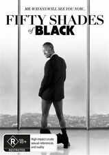 Fifty (50) Shades Of Black :  NEW DVD