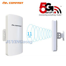 3km Outdoor CPE 5.8GHz 300Mbps Wireless Access Point WiFi Repeater AP Bridge JY
