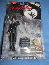 McFarlane Sleepy Hollow Movie --- ICHABOD CRANE w/Satchell & Medical Tools   MIP
