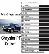 Chrysler TP Cruiser 2006 2007 2008 2009 2010 Service Repair Manual (PDF)