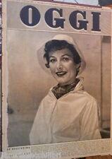 OGGI 2 luglio 1953 Hedy Lamarr Rivolta Berlino Caso Rosenberg Spionaggio Coppi