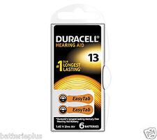 60 Stück Duracell Hörgerätebatterien Typ 13 Easy Tap