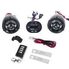 Motorcycle Audio Kit LED Speaker for BMW K R S 75 100 1100 1200 1300 1600 RS GS
