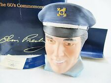 ELVIS PRESLEY CHARACTER MUG - LIMITED EDITION -  1984 THE HEIRLOOM TRADITION