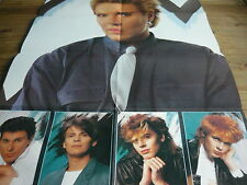 DURAN DURAN - HUGE FOLD-OUT POSTER (REF X1)