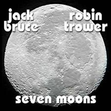 Jack Bruce & Robin Trower - Seven Moons, CD Neu