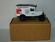 Oxford Diecast Ford Model A Van - The News Chronicle 1950