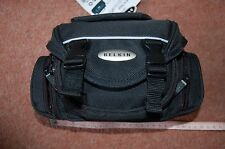 New Small Belkin Topload Camera Bag Dividers Pockets Padded Strap Xmas Gift