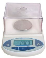 500 x 0.001 g Lab Analytical Digital Balance Scale Precision Balance 0.5KG
