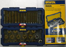 Irwin 4935062 41 Piece PTS Fractional Plug Tap and Die Set USA & China