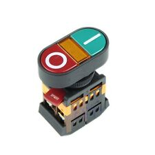 Industrial Momentary Switch - Push Button Start / Stop - - Factory Electronics
