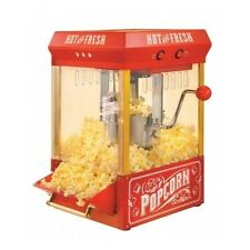 Vintage Popcorn Popper Maker Machine Home Movie Theater Party Old Fashioned Make