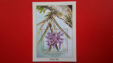 17th World Orchid Conference Malaysia 2002 - Miniature Sheet