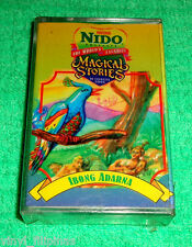PHILIPPINES:Nestle NIDO Magical Stories - IBONG ADARNA,TAPE, Cassette,RARE