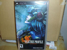 Valkyrie Profile: Lenneth (Sony PSP, 2006)