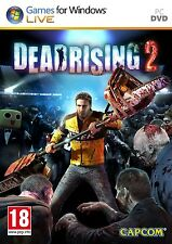 NEW! DEAD RISING 2 FOR PC XP/VISTA/7 SEALED NEW