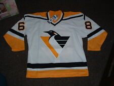 JAROMIR JAGR #68 PITTSBURGH PENGUINS 1993-94 AUTHENTIC HOCKEY JERSEY sz 48 NWT