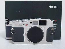 Rollei 35 RF 35mm Rangefinder Film Camera  Excelent+