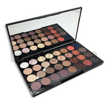 100% Echt Make-up Revolution Ultra 32 Lidschatten Palette Flawless Matt 2 Neu