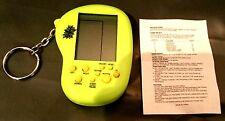 Brick Game Mini - portable multi-program electronic game with batteries  Green