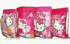 Cartoon characters printed kids bag for kids birthday party return gift , 12 pcs