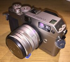 Contax G1 35mm Rangefinder 35mm Film Camera with Zeiss Planar T* 45mm f2 & case