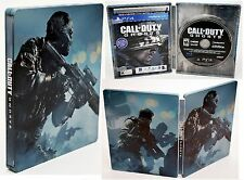NEW PS3 Call of Duty Ghosts Hardened Edition Steelbook Video Game COD FPS action