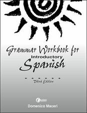 Grammar Workbook for Introductory Spanish by Domenico Maceri (2000, Paperbac…