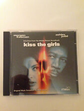 Kiss the Girls [Original Motion Picture Soundtrack]  (CD,1997 ) See Pictures