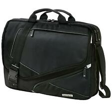 New OGIO Travel Luggage Voyager Briefcase Work Messenger Carry Case Bag Black