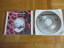 "MADONNA Hanky Panky 1990 GERMANY CD single 12"" mix"