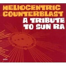 "HELIOCENTRIC COUNTERBLAST ""A TRIBUTE TO SUN RA"" CD NEUWARE"