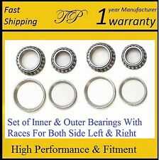 1994-1999 LAND ROVER DISCOVERY Front Wheel Bearing & Race Kit (2WD 4WD)