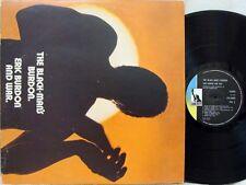 ERIC BURDON AND WAR - The Black Man's Burdon LP (RARE UK Import on LIBERTY)