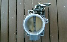 Escort /fiesta  1.6 1.8 zetec enlarged throttle body 60mm