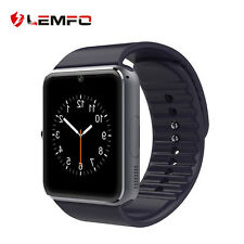 Hot GT08 Bluetooth inteligente reloj Smart Watch Teléfono Mate para IOS Android