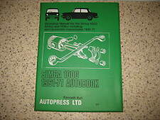 Autopress / autobook-Workshop Manual-Kenneth Ball-SIMCA 1000 (1961-71)