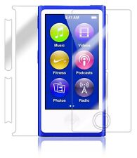 Skinomi FULL BODY Clear Skin+Screen Protector for Apple iPod Nano 7th Gen