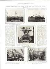 1905 Yarrow Shipyard Moved To North Tyne Scenes In Bombay